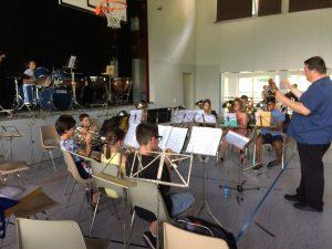 Ecole de musique à la Fête-Dieu